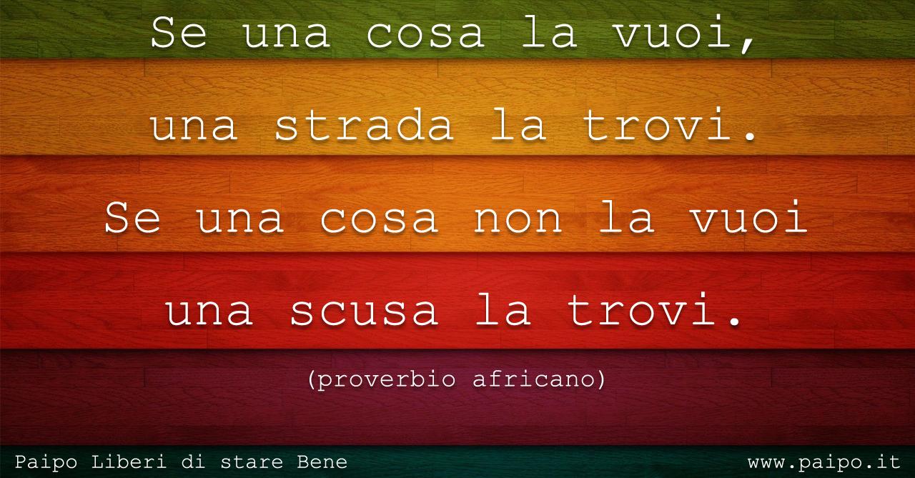 Benessere-Proverbio-Africano